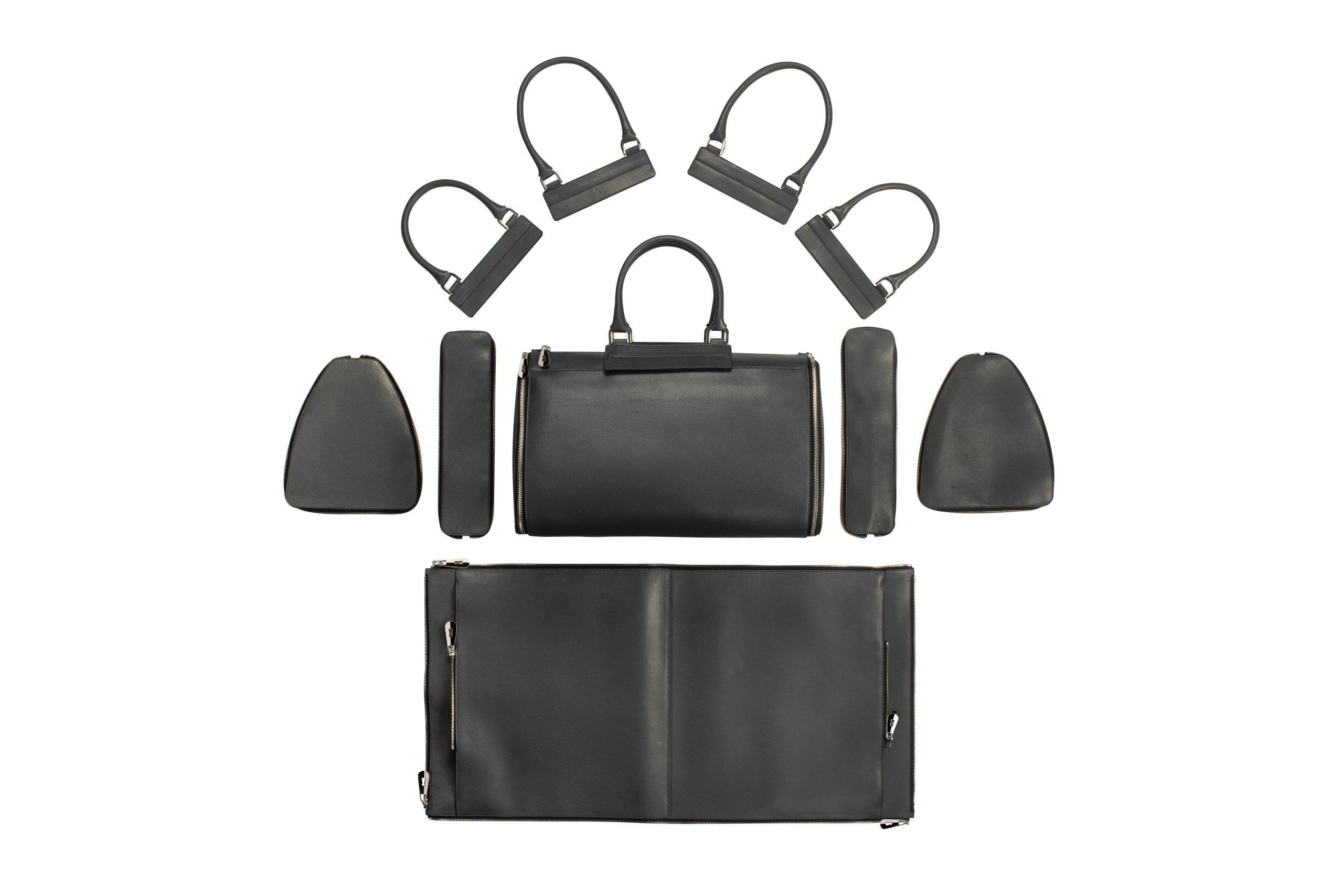 Furla Uomo Modular Bag Pitti Immagine 87 Borsa Viaggio 24 Ore 2014