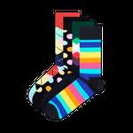 Happy Socks Pre Pack Rainbow Snoop Dogg Calzini