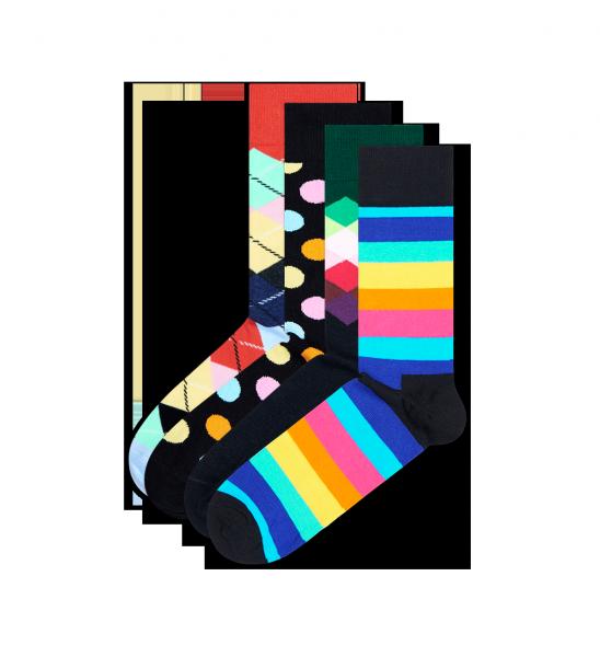 Happy Socks Pre Pack Rainbow Snoop Dogg Calzini Collezione