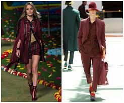 Pantone Marsala Colore Anno 2015 Istituto Tonalità Collezioni Street Style