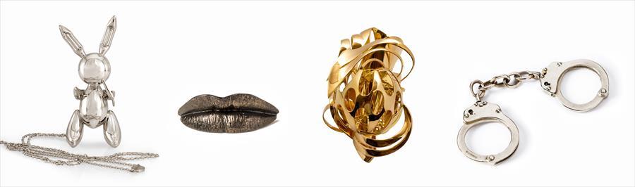 Mostra Venezia Diane Venet Gioielli Salvador Dalì Giacome Balla Jeff Koons Artisti 2015