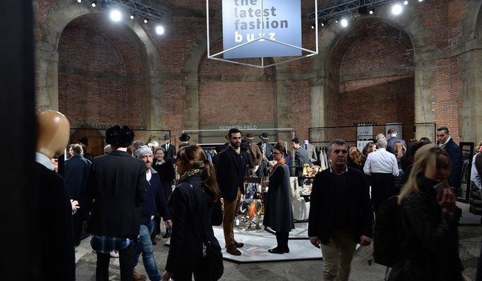 The Latest Fashion Buzz Herno Giancarlo Petrini Talenti Pitti Uomo Immagine 87