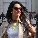 Amal Bag Ballin Signora Clooney Alamuddin Avvocato Diritto Borsa Personalizzabile Brand Marchio