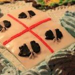 Expo Torta Grande Mondo Guiness Primati Inghilterra Vittoria Risultato Italia