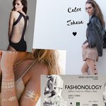 Fashionology AltaRomaAltaModa 2015 Glamour Couture Tatuaggi Tattoo Evento