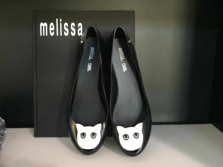 best website 03afc eef50 Karl Lagerfeld per Melissa, gatti e perle protagonisti della ...