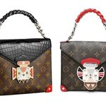 Louis Vuitton Mask Collection Maschere Tribali Africane Ispirazione Collezione Linea Accessori Borse 2015