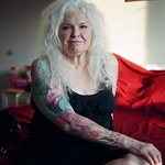 Anziani Tatuati Tattoo Eta 60 70 80 Anni Cambiamenti Corpo Disegni