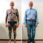 Anziani Tatuati Tattoo Eta 60 70 80 Anni Cambiamenti Corpo Pregiudizi