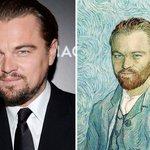 Benedict Lacroix Artista Celebrities Famose Quadri Personaggi Disney Di Caprio