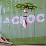 Crocs Droni Come Commessi 2015