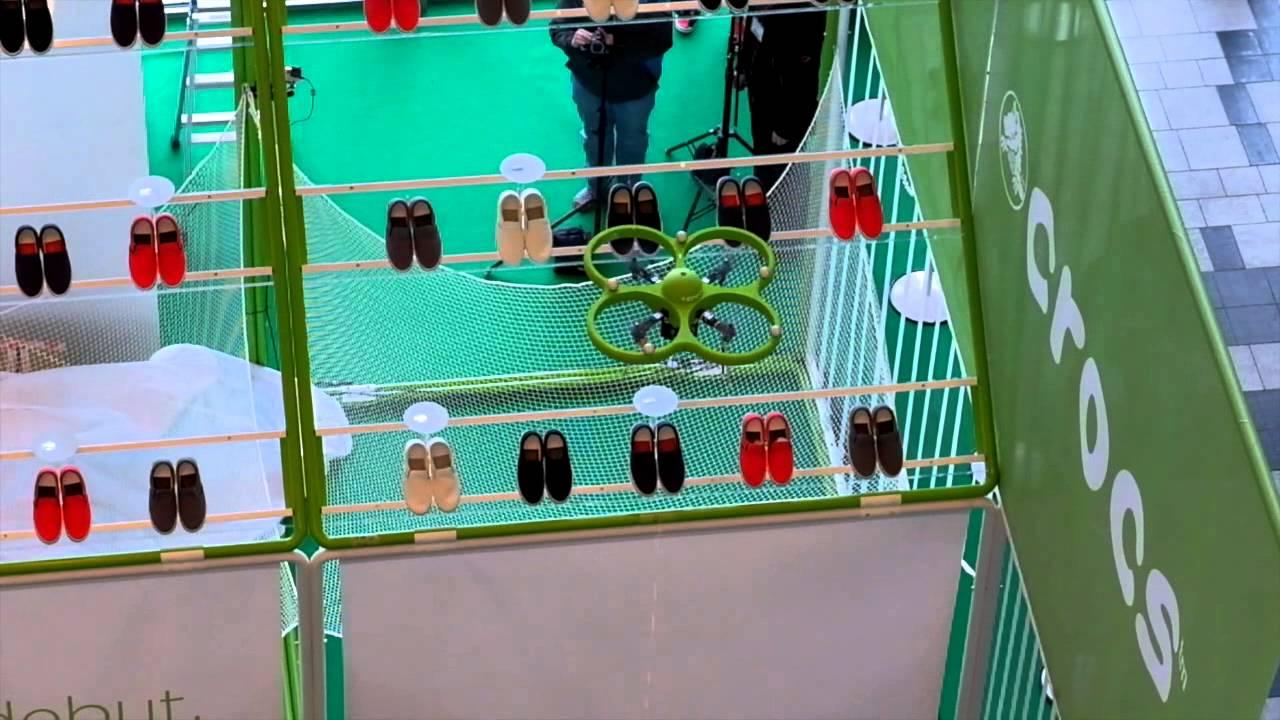 Crocs Droni Come Commessi 2015 Giappone