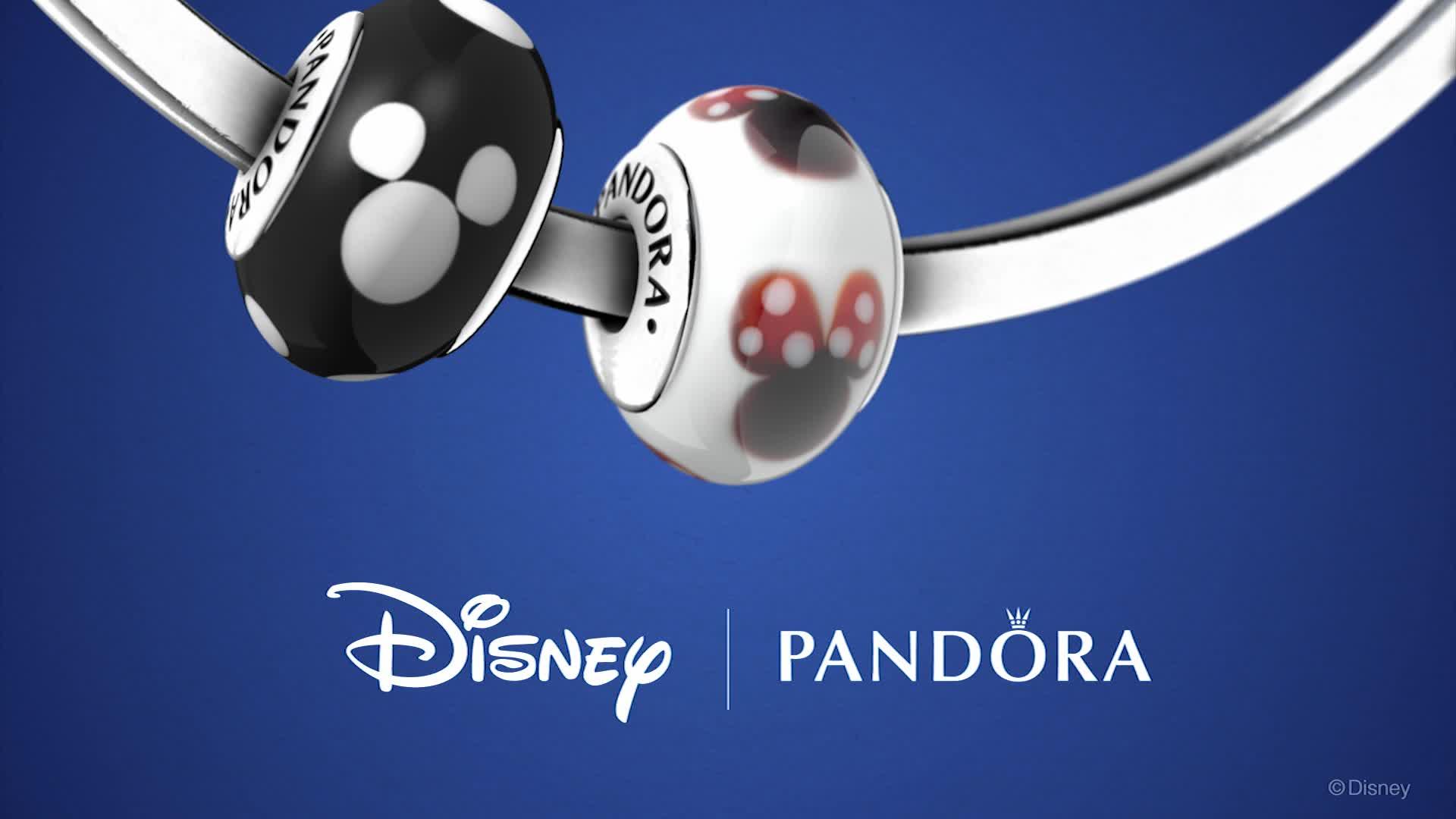 Disney e Pandora, una collezione da vere principesse Charm