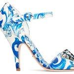 Dolce Gabbana Maiolica Collezione Accessori Borse Scarpe Primavera Estate 2015 Sicilia