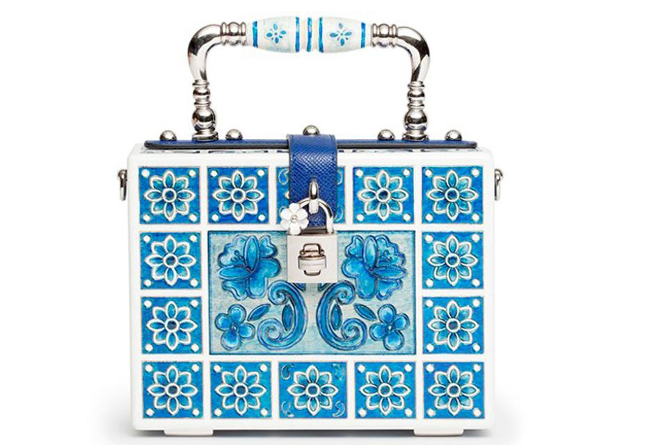 Dolce and Gabbana Maiolica Estate Primavera 2015 Accessori Scarpe Borse Sicilia