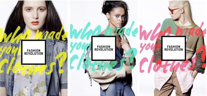Fashion Revolution Day Hashtag Who Made Your Clothes Rana Plaza Bangladesh Tragedia Tessile Twitter