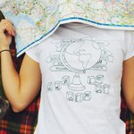 Ink Your Travel, arrivano le t-shirt dei viaggiatori