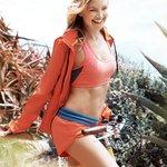 Kate Hudson per Fabletics Testimonial 2015 SS