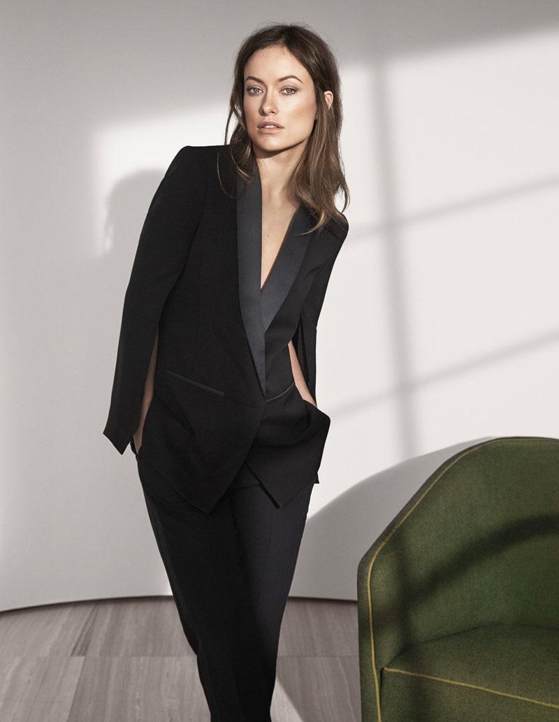 Olivia Wilde HM Conscious Exclusive Collection PE 2015 Progetto Iniziativa Green Campagna
