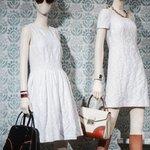prada collezione esclusiva total white