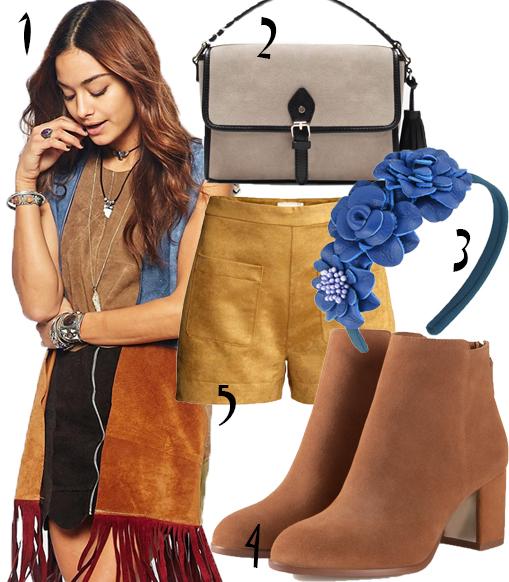Tendenza Suede Primavera Estate 2015 Gucci Chanel Chloe Maison Camoscio Sfilata