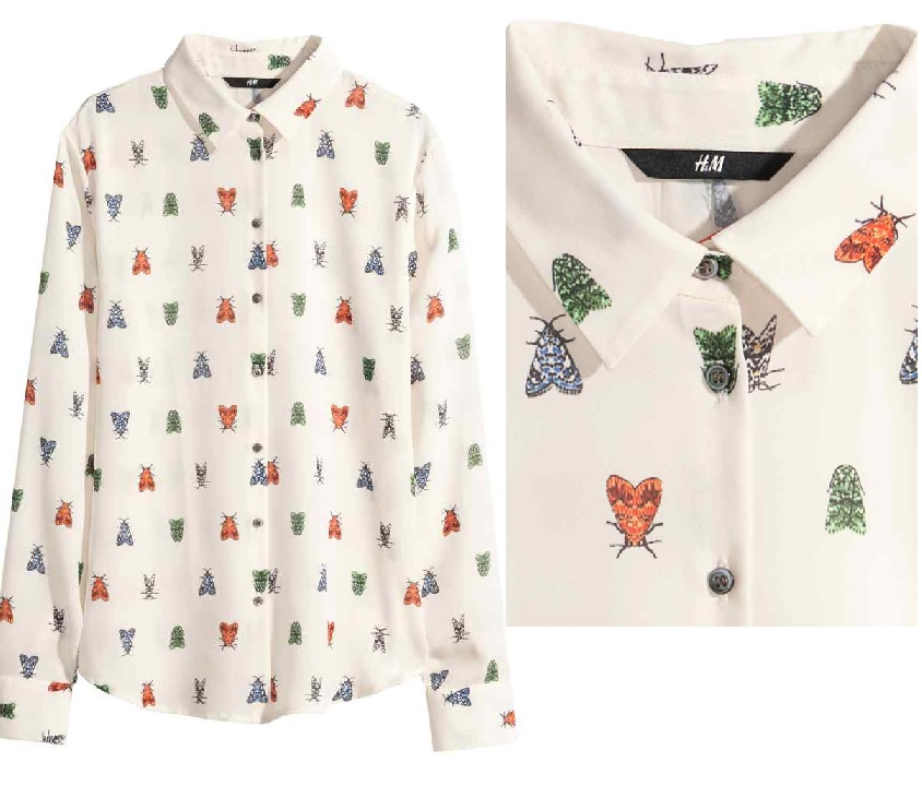 H amp;m Primavera Camicie Mode Di v0O8wmNn