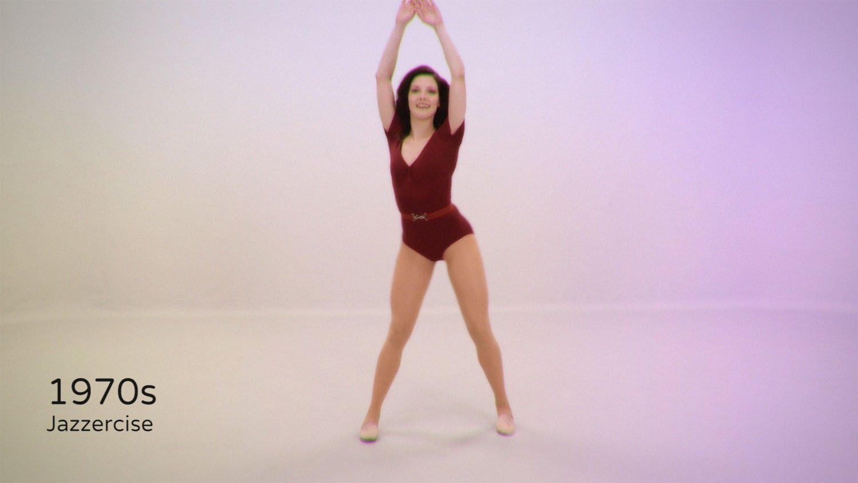 100 anni di fitness in 100 minuti anni 50 hula hoop benedenhealth video