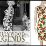 Abito Marilyn Monroe Fiori Asta New York Collezionisti Veri Tubino