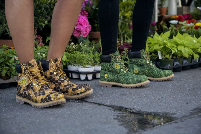 Bee Line x Timberland Billionarie Boys Club Collaborazione Europa