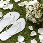 Havaianas Wedding Infradito Matrimonio Bianche Invitati