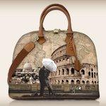 Intervista Ynot Borse Accessori Stampe Città Roma Colosseo Italia