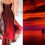 Liliya Hudyakova Incontro Arte Moda Abiti Vestiti Stilisti Paesaggi Natura (11)