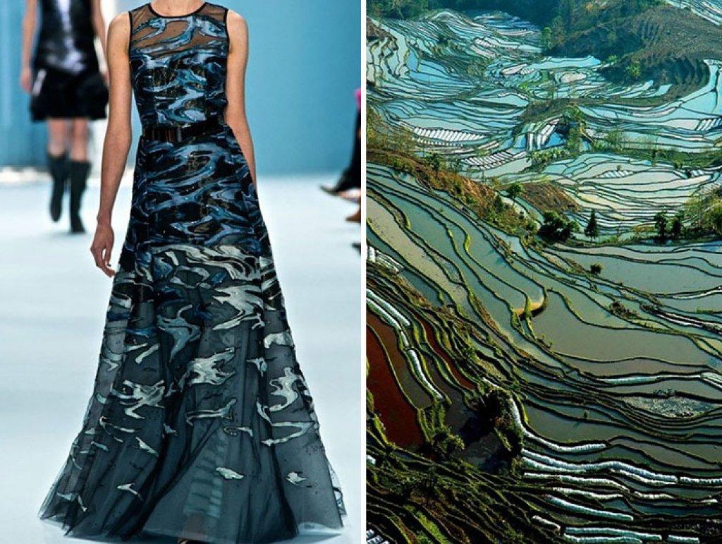 Liliya Hudyakova Incontro Arte Moda Abiti Vestiti Stilisti Paesaggi Natura (1)