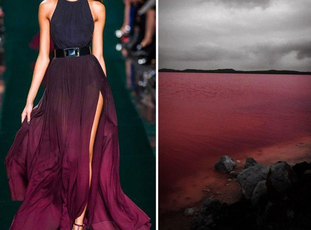 Liliya Hudyakova Incontro Arte Moda Abiti Vestiti Stilisti Paesaggi Natura (8)