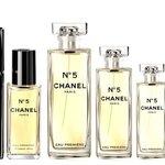 Limited Edition Chanel N°5 Eau Première,