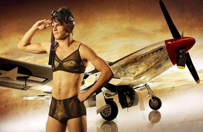 Lingerie Da Uomo Brand Australia Azienda Eterosessuali Boom Maschi