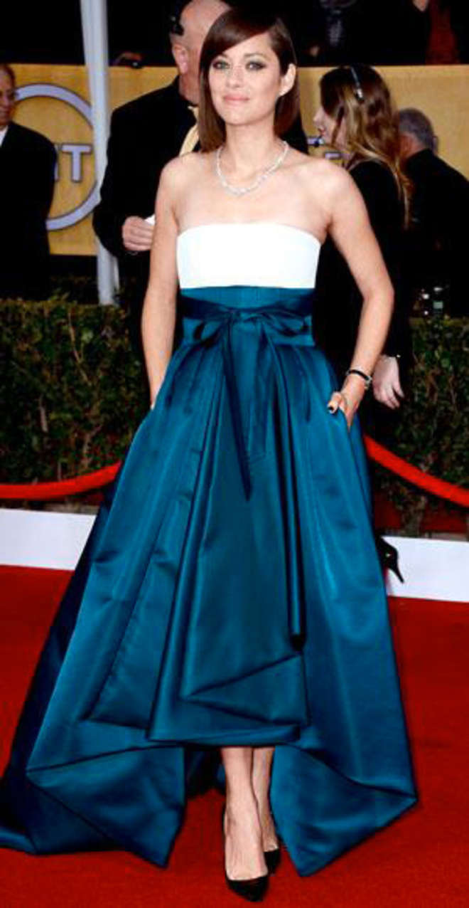 Marion Cotillard per Chopard Linea Gioielli Maison Lusso 2015 Festival Cannes Awards