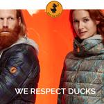 Save the Duck Piumino Senza Piume Brand Animal Free 2015