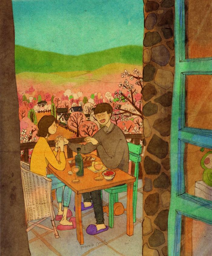 Vignette Amore Puuung Artista Orientale Piccole Cose (13)