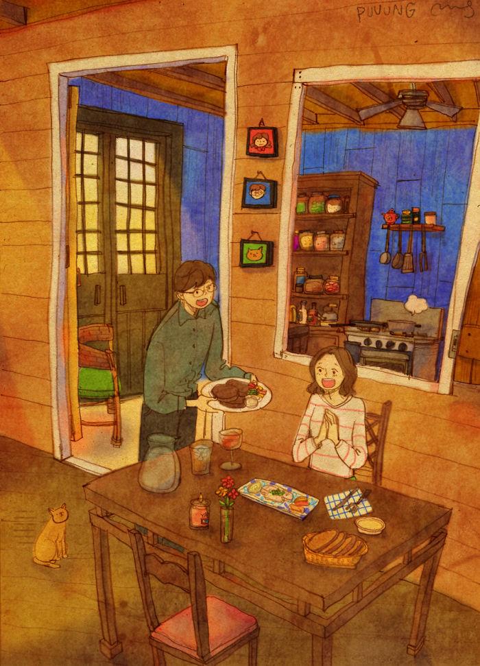 Vignette Amore Puuung Artista Orientale Piccole Cose (15)