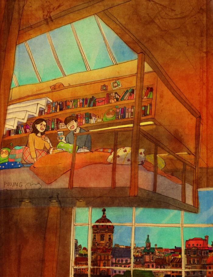 Vignette Amore Puuung Artista Orientale Piccole Cose (20)