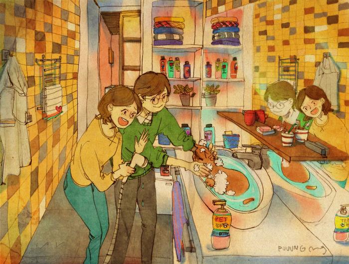 Vignette Amore Puuung Artista Orientale Piccole Cose (22)