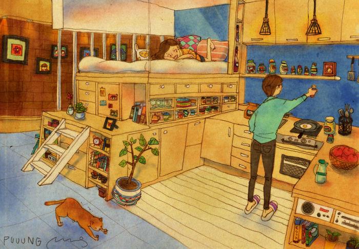 Vignette Amore Puuung Artista Orientale Piccole Cose (23)