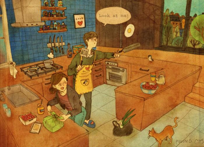 Vignette Amore Puuung Artista Orientale Piccole Cose (24)