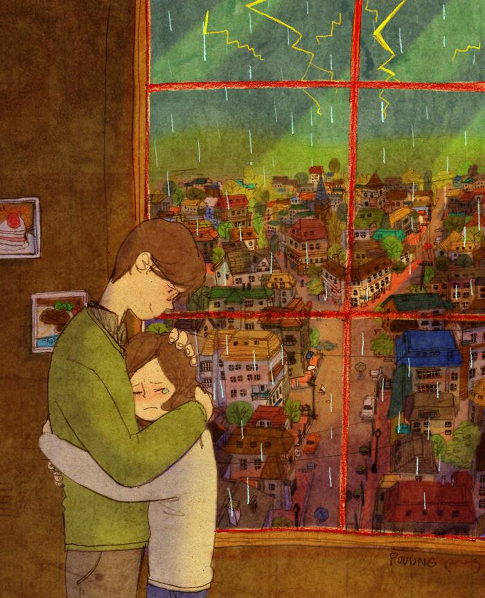 Vignette Amore Puuung Artista Orientale Piccole Cose (3)