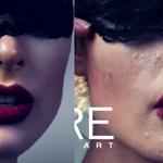 Volti photoshoppati Ritocco Tre Video Youtube Fotografa Elizabeth Moss