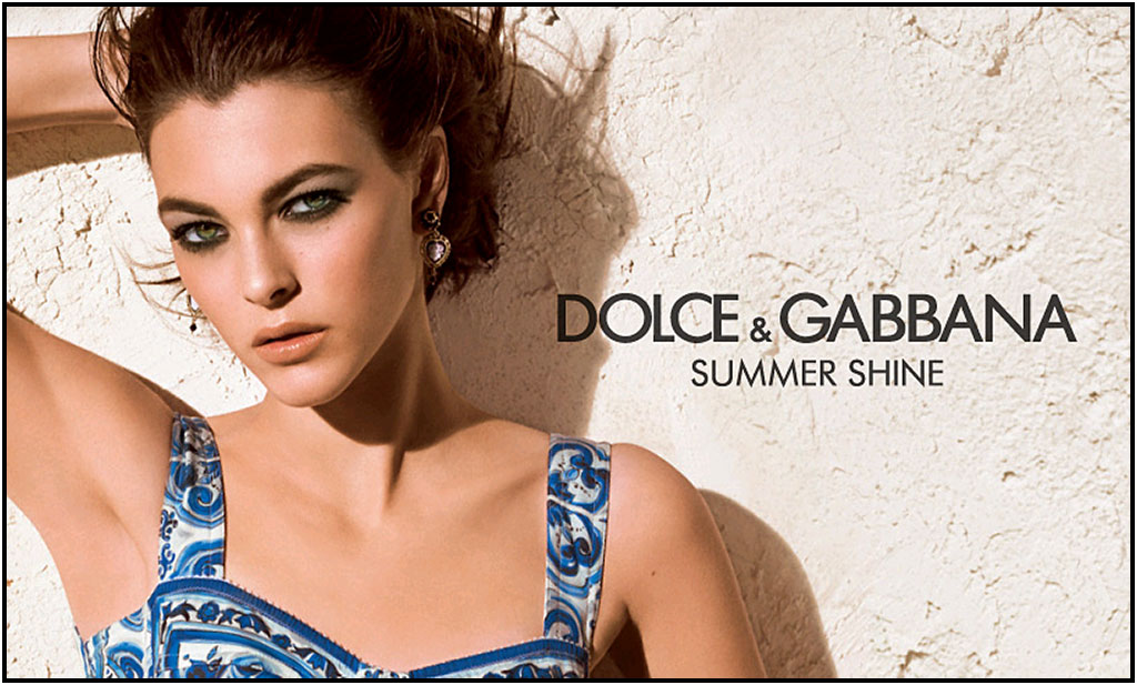 d & g summer shine make up