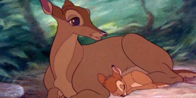 festa della mamma bambi film