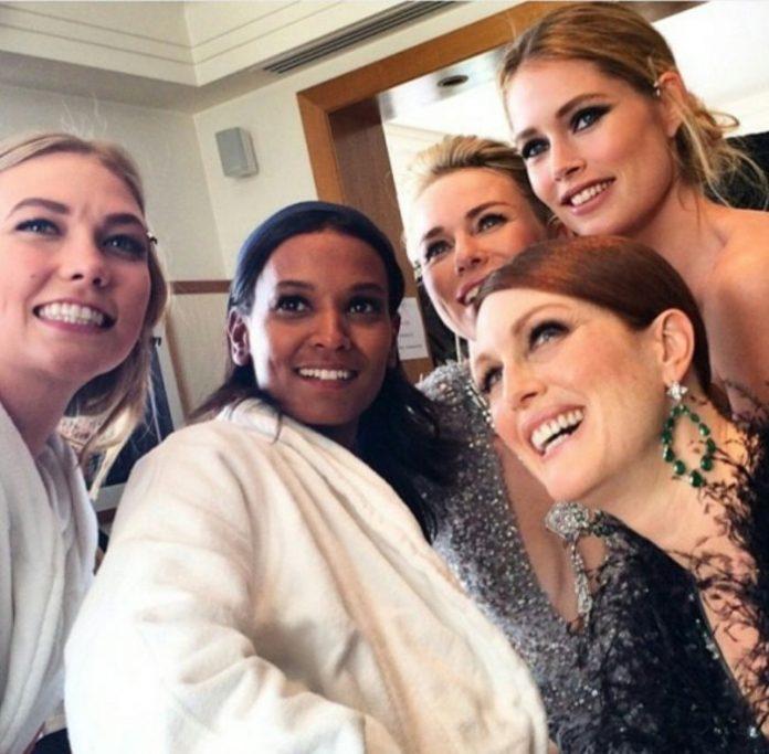 festival di cannes 2015 beauty selfie