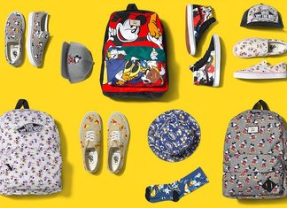 Disney e Vans Young at Heart Collection Mickey Mouse